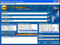 DVD ReBuilder Free screenshot